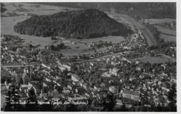 AK 0092  Bad Ischl Vom Jainzen Aus Gegen Dachstein Um 1930-50 - Bad Ischl
