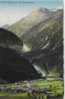 AK 0092  Krimml Mit Den Wasserfällen - Verlag Jurischek Um 1912 - Krimml