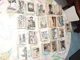 Lot Environ 4200 Cartes Petit Format (CPA Et CPSM) - Lot Sympathique Et Propre - Pas De Grosses Cartes - Cartes Postales
