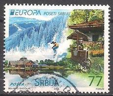 Serbien  (2012)  Mi.Nr.  465  Gest. / Used  (1ej20)  EUROPA - Serbien