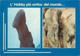 D1416 L` Hobby Piu Antico Del Mondo - Cartes Postales