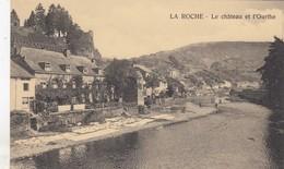 LA ROCHE EN ARDENNE / L OURTHE / LE LINGE A SECHER - La-Roche-en-Ardenne