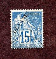 Guyane N°21 Oblitéré TB Cote 55 Euros !!! - Used Stamps
