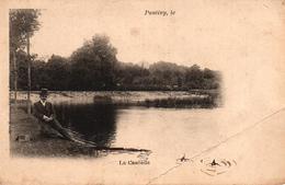 PONTIVY -56- LA CASCADE - Pontivy