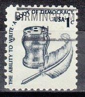 USA Precancel Vorausentwertung Preo, Locals Alabama, Birmngham 841 - Etats-Unis