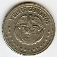 Colombie Colombia 20 Centavos 1963 KM 215.2 - Colombie