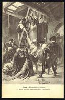 """  MARTYRS DE GORCUM "",  De FRACASSINI -  Non Circulé - Not Circulated - Nicht Gelaufen. - Peintures & Tableaux"
