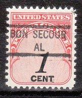 USA Precancel Vorausentwertung Preo, Locals Alabama, Bon Secour 841 - Etats-Unis