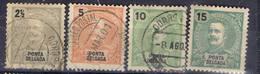 PORTUGAL ! Timbres Anciens De PONTE DELGADA Depuis 1895 ! NEUF - 1892-1898 : D.Carlos I