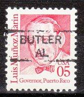 USA Precancel Vorausentwertung Preo, Locals Alabama, Buttler 835 - Vereinigte Staaten