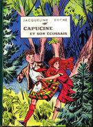 Jacqueline Duché - Capucine Et Son Écossais - Éditions Gautier-Languereau - Bibliothèque De Suzette - ( 1957 ) . - Livres, BD, Revues