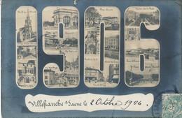 CPA - France - (69) Rhône - Villefranche-sur-Saone - 1906 - Villefranche-sur-Saone