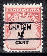 USA Precancel Vorausentwertung Preo, Locals Alabama, Chatom 839 - Vereinigte Staaten