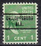 USA Precancel Vorausentwertung Preo, Locals Alabama, Childersburg 734 - Vereinigte Staaten