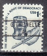 USA Precancel Vorausentwertung Preo, Locals Alabama, Citronelle 841 - Vereinigte Staaten
