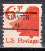 USA Precancel Vorausentwertung Preo, Locals Alabama, Clanton 841 - Vereinigte Staaten