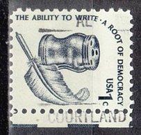 USA Precancel Vorausentwertung Preo, Locals Alabama, Courtland 841 - Vereinigte Staaten