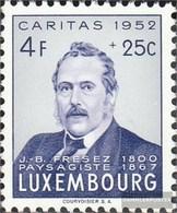 Luxemburg 503 MNH 1952 Caritas - Luxemburgo