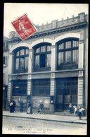 Cpa Du 50  Cherbourg Hôtel Des Postes Et Télégraphes  YN28 - Cherbourg
