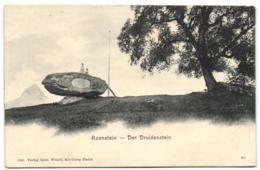 Axenstein - Der Druidenstein - LU Lucerne