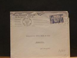 80/962  LETTRE  POUR ALLEMAGNE  1934 - Egypt