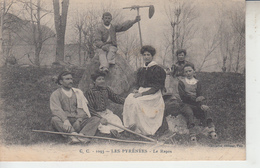 LES PYRENEES - ( Pays Basque Béarn ) - Le Repos  PRIX FIXE - Autres Communes