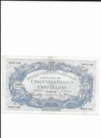 500 Fr - 10 Mei 1939 - [ 2] 1831-... : Royaume De Belgique