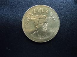 SWAZILAND : 5 EMALANGENI  1999   KM 47    Non Circulé - Swaziland