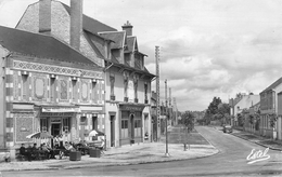 Beaune La Rolande Hôtel De La Gare Pub Pernod Fils Bière Impériale Gruber - Beaune-la-Rolande