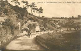 "CPA JERSEY ""La Vallée De Saint Pierre"" - Jersey"