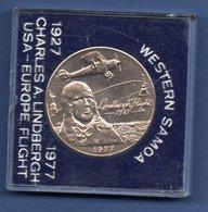 Western Samoa  -  1 Tala 1977  - Km # 26  --état  SUP - Samoa