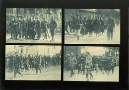 Beau Lot 20 Cartes Postales Soldats Prisonners Prisonniers à Identifier  Mooi Lot 20 Postkaarten Soldaat Krijgsgevangene - Postkaarten
