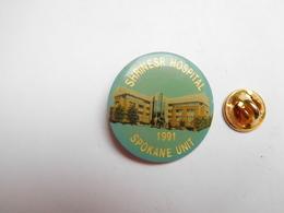 Beau Pin's , Médical , Shriners Hospital , Spokane Unit , USA - Medical
