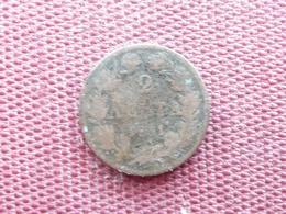 GRECE Monnaie De 2 Lepta 1851 RARE - Grèce