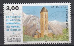 ANDORRA (Frans) - Michel - 1997 - Nr 517 - Gest/Obl/Us - Andorre Français