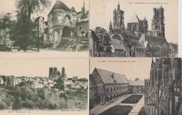 18/12/48  - LOT  DE  163  CPA  DE   LAON  ( 02 ) Toutes Scanées - Cartoline