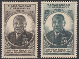 N° 298 Et N° 299 - X X - ( C 1720 ) - Madagascar (1889-1960)