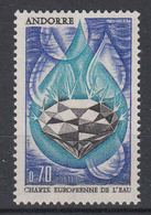 ANDORRA (Frans) - Michel - 1969 - Nr 217 - MNH** - Andorre Français
