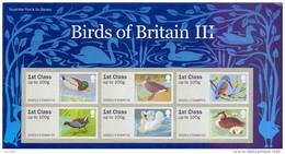 Great Britain 2011 P&G_Birds III - 1952-.... (Elisabetta II)