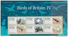 Great Britain 2011P&G_Birds IV - 1952-.... (Elisabetta II)