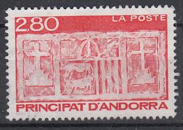 ANDORRA (Frans) - Michel - 1993 - Nr 457 - Gest/Obl/Us - Andorre Français