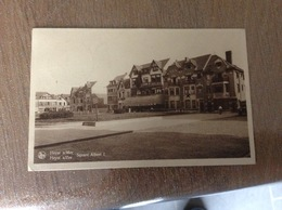 Heyst S/Mer Square Albert1 - Cartes Postales
