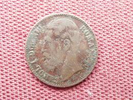 ROUMANIE Monnaie De 2 Bani 1880 - Roumanie