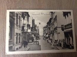 Heyst S/Mer Rue Du Kursaal - Cartes Postales