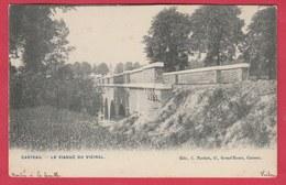 Casteau - Le Viaduc Du Vicinal  - 1908 ( Voir Verso ) - Soignies