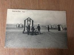 Heyst S/Mer La Plage - Cartes Postales