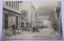 BEAUCOURT-Rue De Dampierre-Coiffeur - Beaucourt