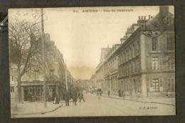 CP-AMIENS - Rue De Beauvais - Amiens