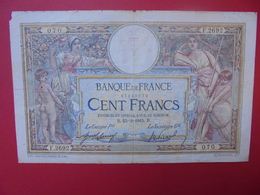 FRANCE 100 FRANCS 25-2-1915 - 1871-1952 Anciens Francs Circulés Au XXème