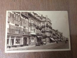Heyst S/Mer Avenue Léopold 2 - Cartes Postales